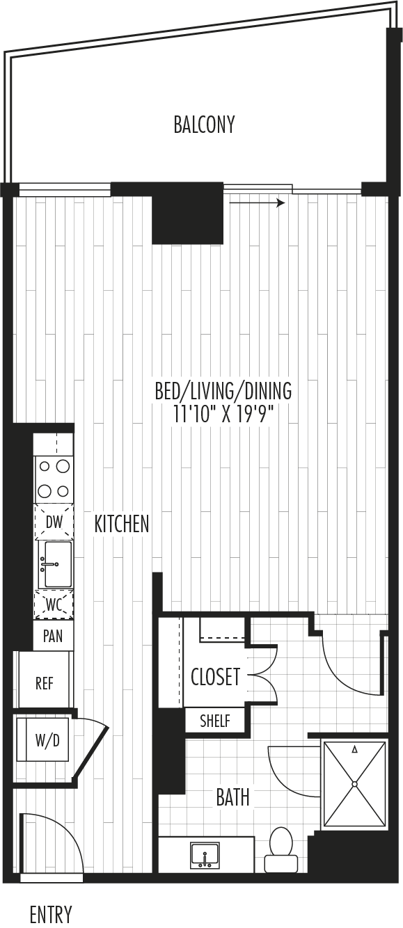 The Residences - Plan S2